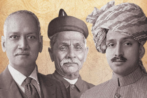 How India's Men of History Made History Themselves