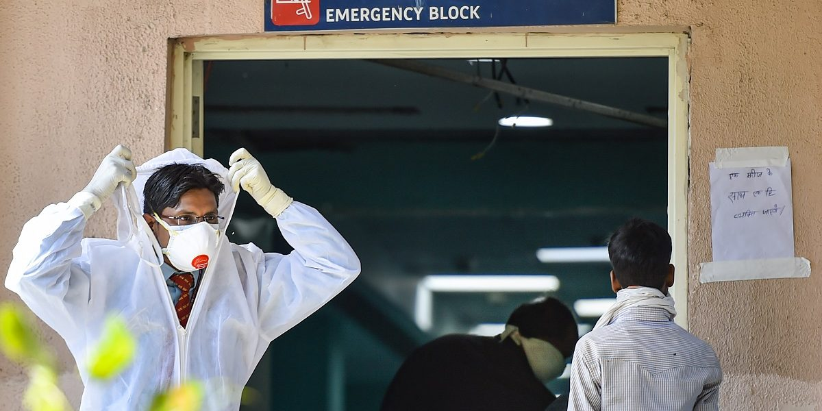 Government Identifies 10 Coronavirus Hotspots, Testing to Be Boosted