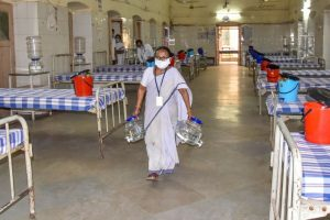 As the Pandemic Accelerates, How Equipped Is India's Healthcare System?