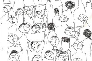 In Sketches, Migrant Labourers' Long, Long Journey Home