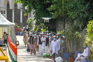 Tablighi Jamaat Members Did Not Defecate in Open After Being Refused Non-Veg Food