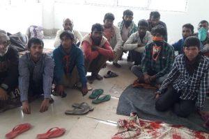 Fear of Coronavirus: Migrant Labourers in Assam Narrowly Escape Mob Lynching