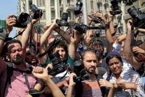 Reporting on COVID-19: Egypt Muzzles Journalists