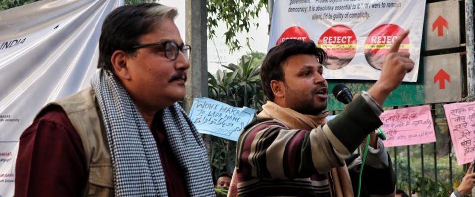 Delhi Riots: 'Vague' FIR Names Umar Khalid, Police Arrests Jamia Student