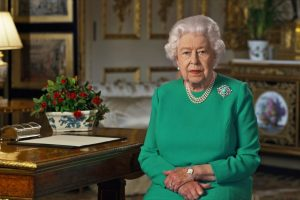 'We Will Succeed, And We Will Meet Again': Queen Elizabeth in Rare Televised Address