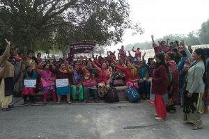 UP Govt Is Denying Women Development Campaigners Their Hard-Earned Wages