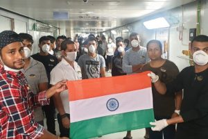 Lockdown Leaves Hundreds of Indian Crew Members Marooned on Cruise Liners