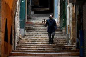 In Jerusalem, a Silent Easter in the Time of a Pandemic