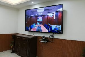 CIC Conducts Online Hearings of Cases With 'Home' Access for First Time in History