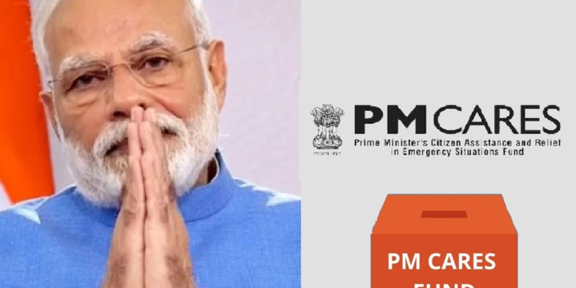 PM-CARES Fund 'Not a Public Authority', Doesn't Fall Under RTI Act: PMO