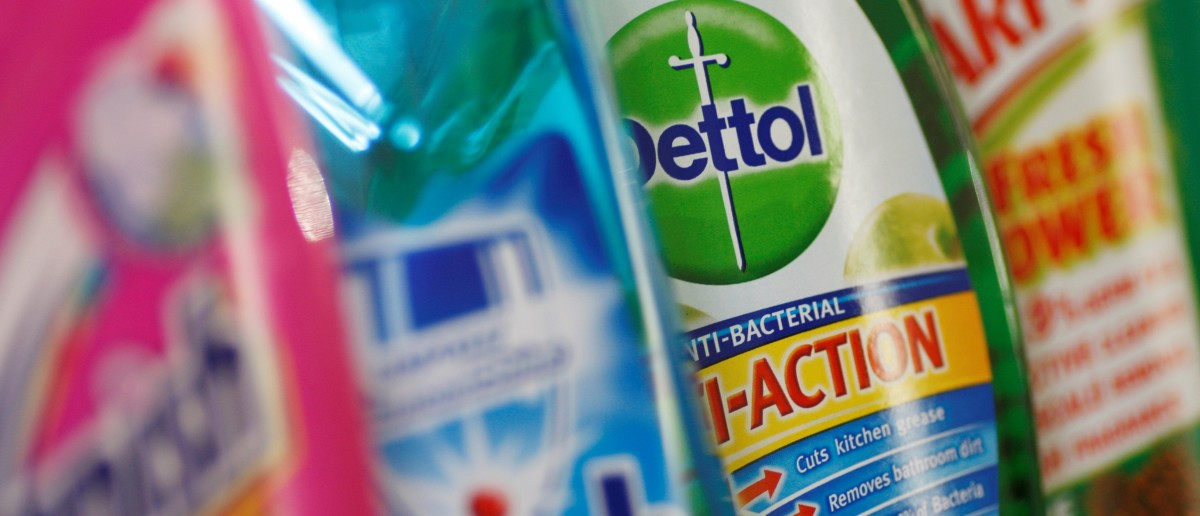 After Trump's Remarks, Disinfectant Makers Warn Consumers Against Ingesting Products