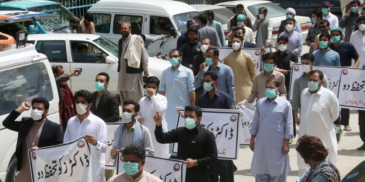 Pakistan Fails to Utilise Millions Received in International Grants to Fight COVID-19