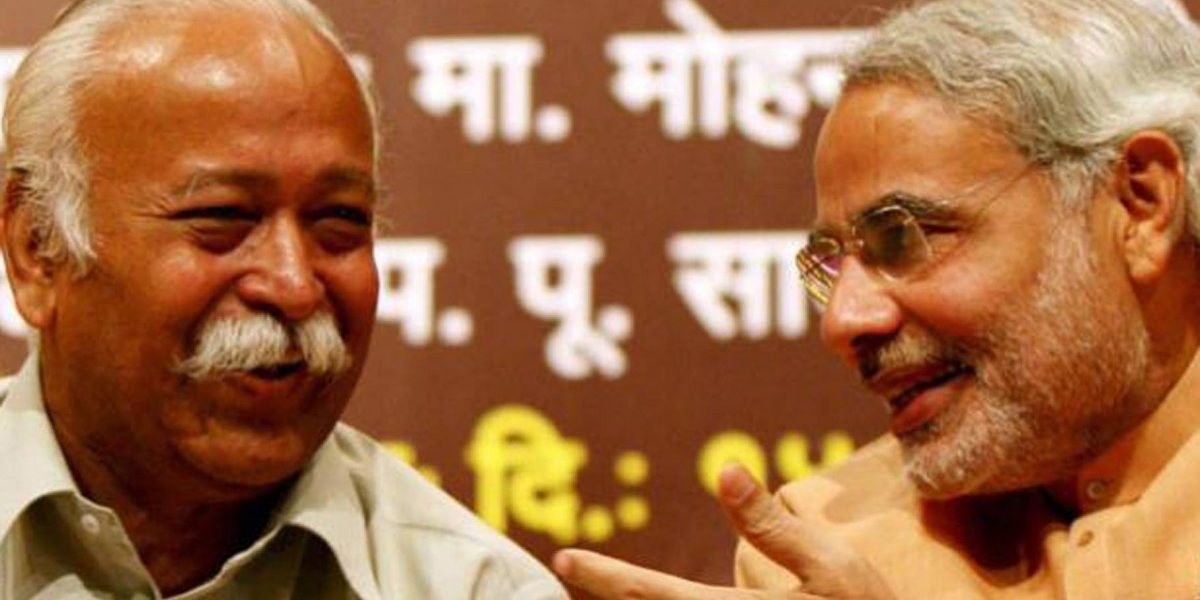 What Modi and Bhagwat Mean By Saying the Main Lesson from COVID-19 is 'Self Reliance'