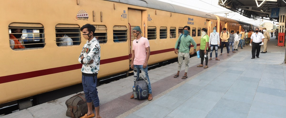 SC: Centre Refuses to Disclose Details of Train Fares Charged From Migrant Workers