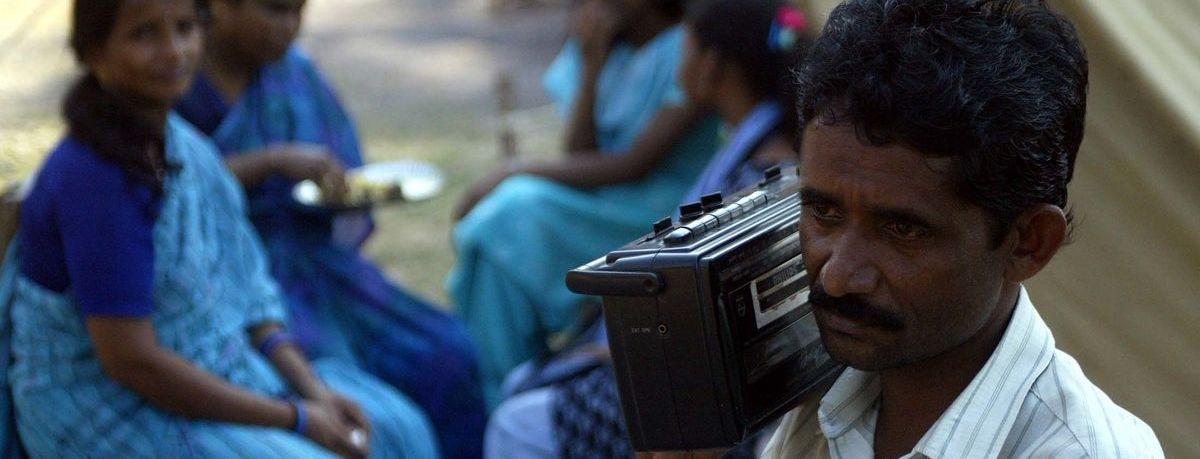 Where No Newspaper Can Go: Community Radio in Odisha Is Bridging the COVID-19 Info Gap