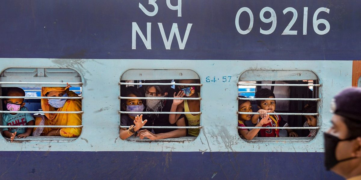 Fact Check: No, the Centre Isn't Paying for Migrant Workers' Train Journeys Home