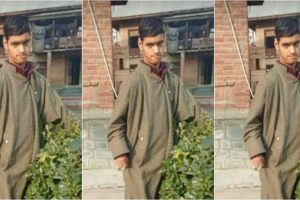 Kashmir: Teenager Buried Discreetly in Graveyard Reserved for Unidentified Militants