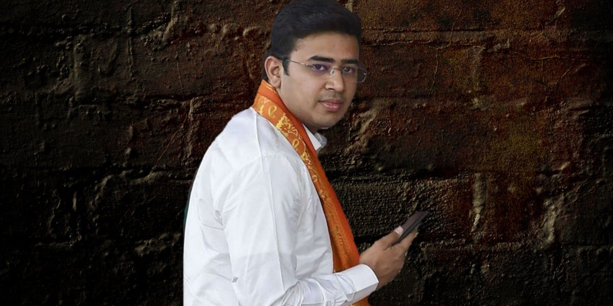 At 'Government Request', Twitter Blocks Tweet by BJP MP Tejasvi Surya
