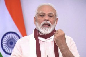 The Simple, and Simplistic, Messaging of Modi's Lectures Is a Big Hit With His Audience