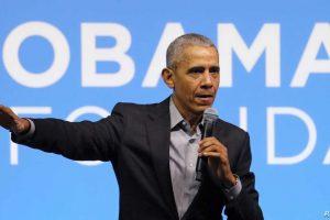 In Rare Public Rebuke, Obama Slams US Leaders for COVID-19 Response