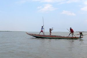 Coronavirus Lockdown Adds to Woes of Climate-Hit Fishers