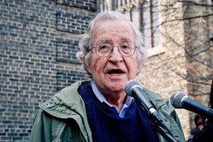 The Pandemic Has Only Exposed the Suicidal Tendencies of Capitalism: Noam Chomsky
