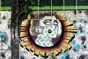 Inside the World of Coronavirus-Inspired Street Art