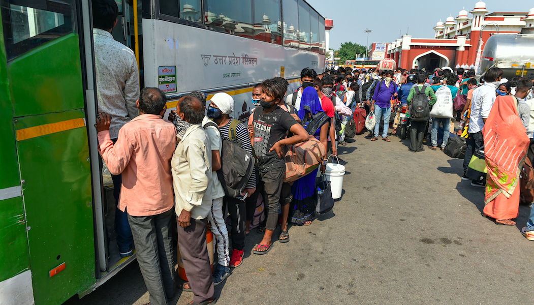 Migrants' Bus Row: UP Police Book State Congress Chief, Priyanka Gandhi's Aide for 'Forgery'