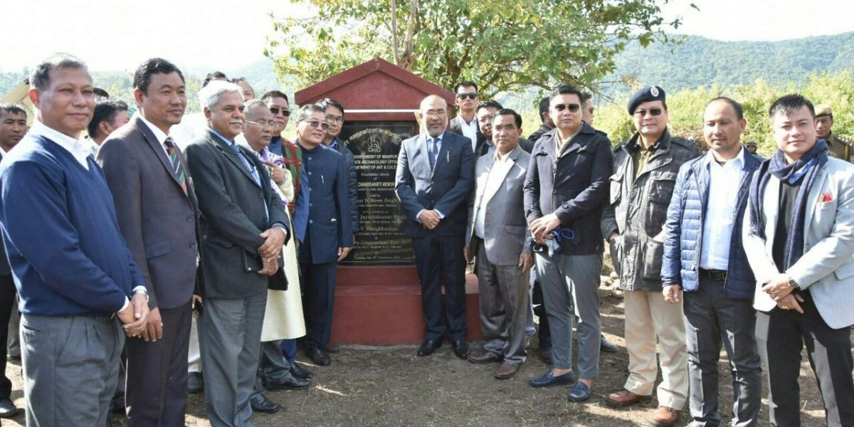 Why the Manipur Govt Should Rethink the Maharaja Chandrakriti Memorial Park