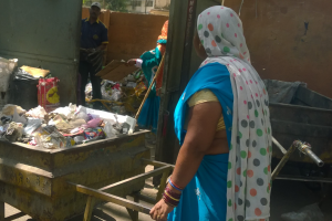 The Coronapocalypse and Sanitation Workers in India