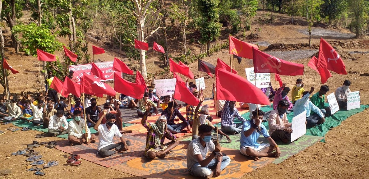 Trade Unions Across India Protest Changes in Labour Laws, Leaders Detained in Delhi