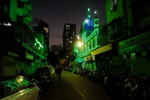 In Photos: Mumbai's Famed Mohammed Ali Road Is Uncharacteristically Quiet This Ramzan