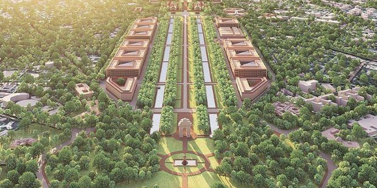 Behind Modi's Plans to Redevelop the Central Vista is a Covert Political Agenda