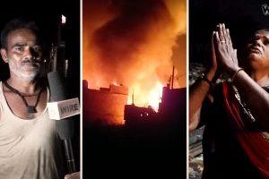 Watch | Kirti Nagar: After Lockdown Trauma for Delhi's Poorest, Fire Destroys 200 Homes