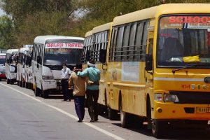 Nagaland Govt Facilitates a 2,300-Km Bus Journey for Workers, Students in Punjab