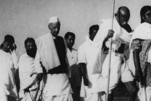 Gandhi's Last March: A Parable for Today
