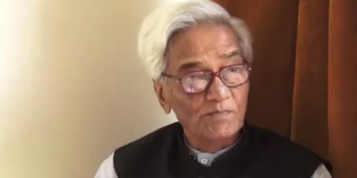 Noted Urdu Writer Mujtaba Hussain Passes Away