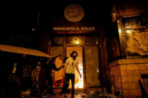 George Floyd Killing: National Guard Deployed After Minneapolis Clashes