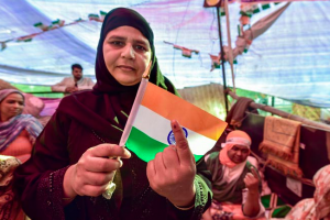 An Independence Day of, by and for Women