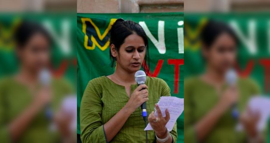 Now, Pinjra Tod Activist Natasha Narwal Booked Under UAPA