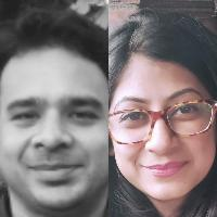 Kabir Agarwal and Pawanjot Kaur