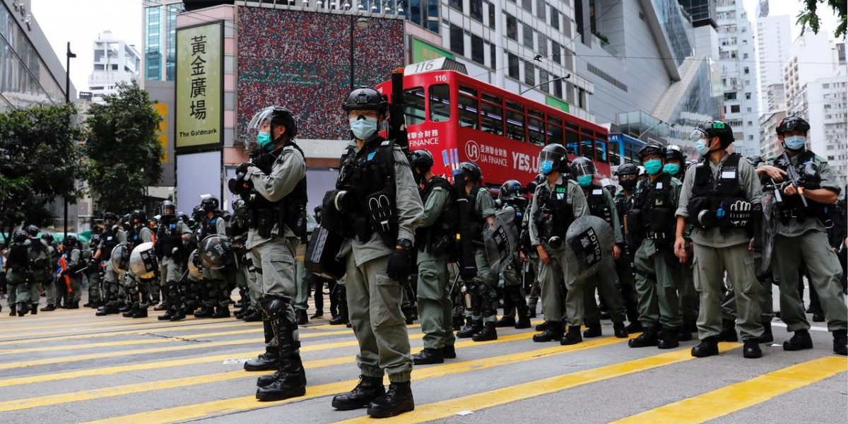 How China's New National Security Law Subverts Hong Kong's Cherished Rule of Law