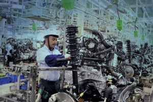 Manufacturing Activity Falls Marginally in February: PMI