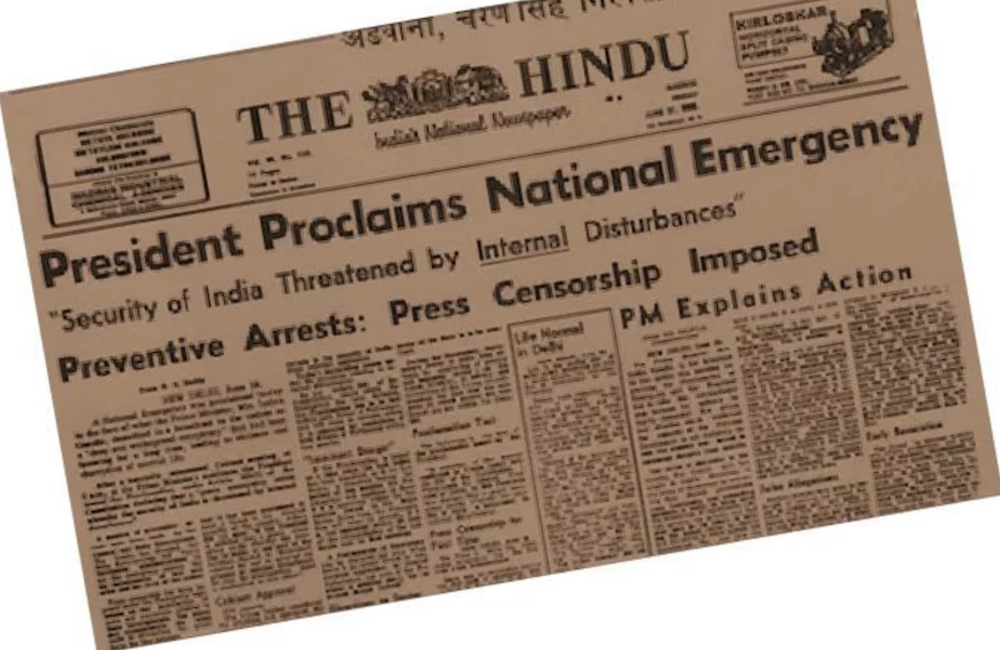 India's Free Press Is Still Tormented by the Laws Brought by the ...