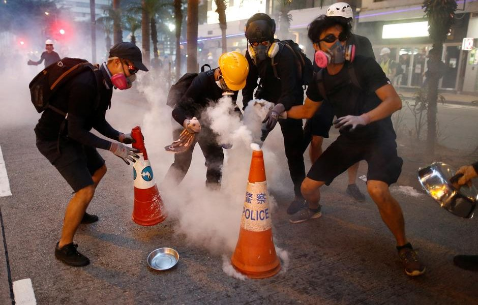 As China Imposes National Security Laws on Hong Kong, A Timeline of the Protests
