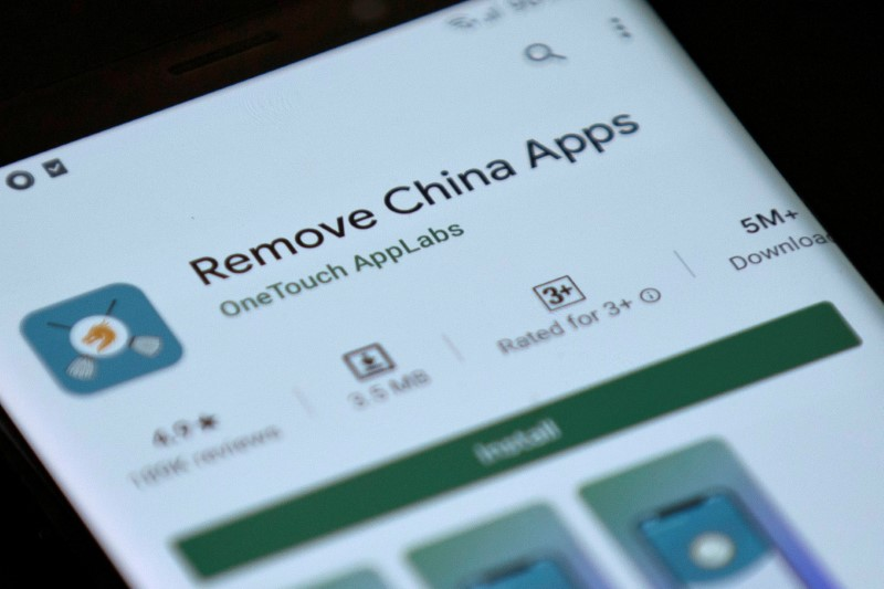 Google Takes Down Indian App That Removed Chinese Ones