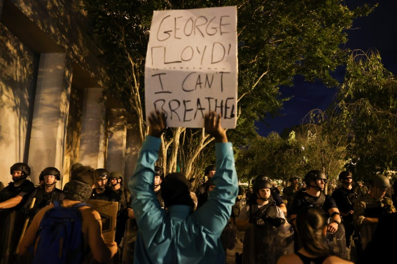 Public Protests Are Vital to Disrupt the Status Quo That Led to George Floyd's Death