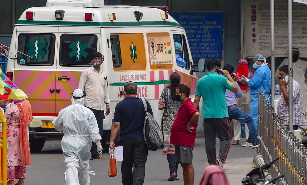 Delhi: Political Blame Game Starts Over Corona App as Cases Surge, Deaths Cross 600