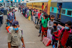 Labour Commissioner Puts Total Number of Migrant Workers at 26 Lakh, Says 10% in Relief Camps