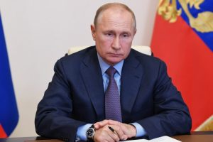 Russia: Vladimir Putin Signs Law allowing Him to Rule Till 2036